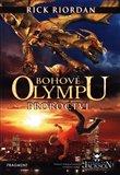 Proroctví (Bohové Olympu 1. díl) - obálka