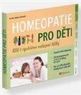 Homeopatie pro děti (Klíč k rychlému nalezení léčby) - obálka