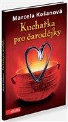 Obálka knihy Kuchařka pro čarodějky