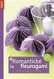 Romantické fleurogami (Květy z kulatých papírů - TOPP) - obálka