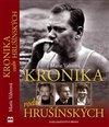 Obálka knihy Kronika rodu Hrušínských