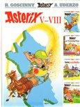 Asterix V-VIII - obálka