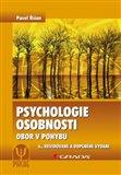 Psychologie osobnosti (Obor v pohybu) - obálka