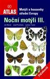Motýli a housenky střední Evropy III. (Píďalkovití) - obálka