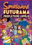 Simpsonovi : Futurama (Propletená lapálie) - obálka