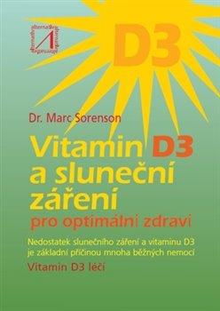 Obálka titulu Vitamin D3 a sluneční záření
