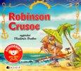 Robinson Crusoe (Audiokniha pro děti) - obálka