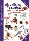 Obálka knihy Zvířátka z korálků