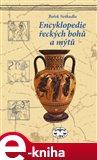 Encyklopedie řeckých bohů a mýtů - obálka