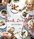 Deník Dity P. Kuchařka (Kuchařka) - obálka