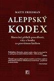 Aleppský kodex (Skutečný příběh posedlosti, víry a honby za posvátnou knihou) - obálka