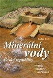Minerální vody České republiky - obálka