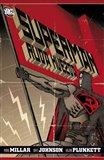 Rudá hvězda (Superman) - obálka