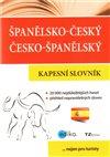 Obálka knihy Španělsko-český  a česko-španělský  kapesní slovník