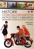 Historie československých motocyklů v obrazech (Czechoslovak Motorcycles History in Picture) - obálka