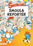 Šmoula reportér (Šmoulové 7.) - obálka