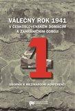 Válečný rok 1941 (V československém domácím a zahraničním odboji) - obálka