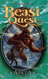 Arkta, horský obr (Beast Quest 3.) - obálka