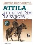 Attila (Kniha, vázaná) - obálka