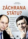Záchrana státu? - obálka