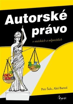 Oblka titulu Autorsk&#233; pr&#225;vo