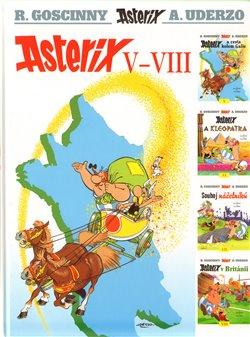 Obálka titulu Asterix V-VIII