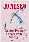 Doktor Proktor a konec světa. Možná… - obálka
