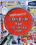 Londýn - vše, co chceš vědět (Stop rodičům!) - obálka