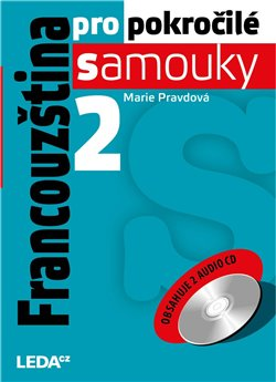 Oblka titulu Francouztina pro pokroil&#233; samouky