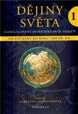 Dějiny světa 1 (Od počátku do roku 1200 př. Kr.) - obálka