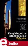 Encyklopedie starověkého Egypta - obálka