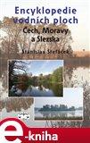Encyklopedie vodních ploch Čech, Moravy a Slezka - obálka