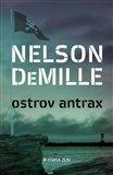 Ostrov Antrax (Kniha, vázaná) - obálka