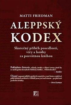 Obálka titulu Aleppský kodex