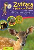 Zvířata v lese a na louce - obálka