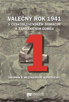 Obálka titulu Válečný rok 1941