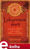 Labyrintem smrti - obálka