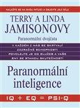 Paranormální inteligence - obálka
