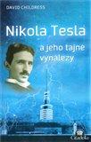 Nikola Tesla a jeho tajné vynálezy - obálka