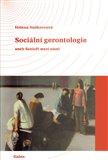 Sociální gerontologie aneb Senioři mezi námi - obálka