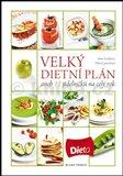 Velký dietní plán aneb 12 jídelníčků na celý rok - obálka