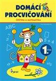Čeština a matematika 1. třída - obálka