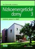Nízkoenergetické domy 3 (Nulové, pasivní a další) - obálka