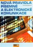 Nová pravidla písemné a elektronické komunikace - obálka