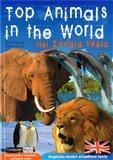 Top Animals in the World (Nej zvířata světa) - obálka