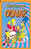 Komiksový odvaz (Simpsonovi) - obálka