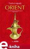 Tvořivé nápady Orient - obálka