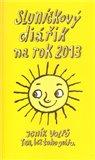 Sluníčkový diářík na rok 2013 - obálka