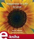 Happiness in Life is Love - obálka