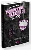 Kde je vlk, tam je hra (Monster High 3) - obálka